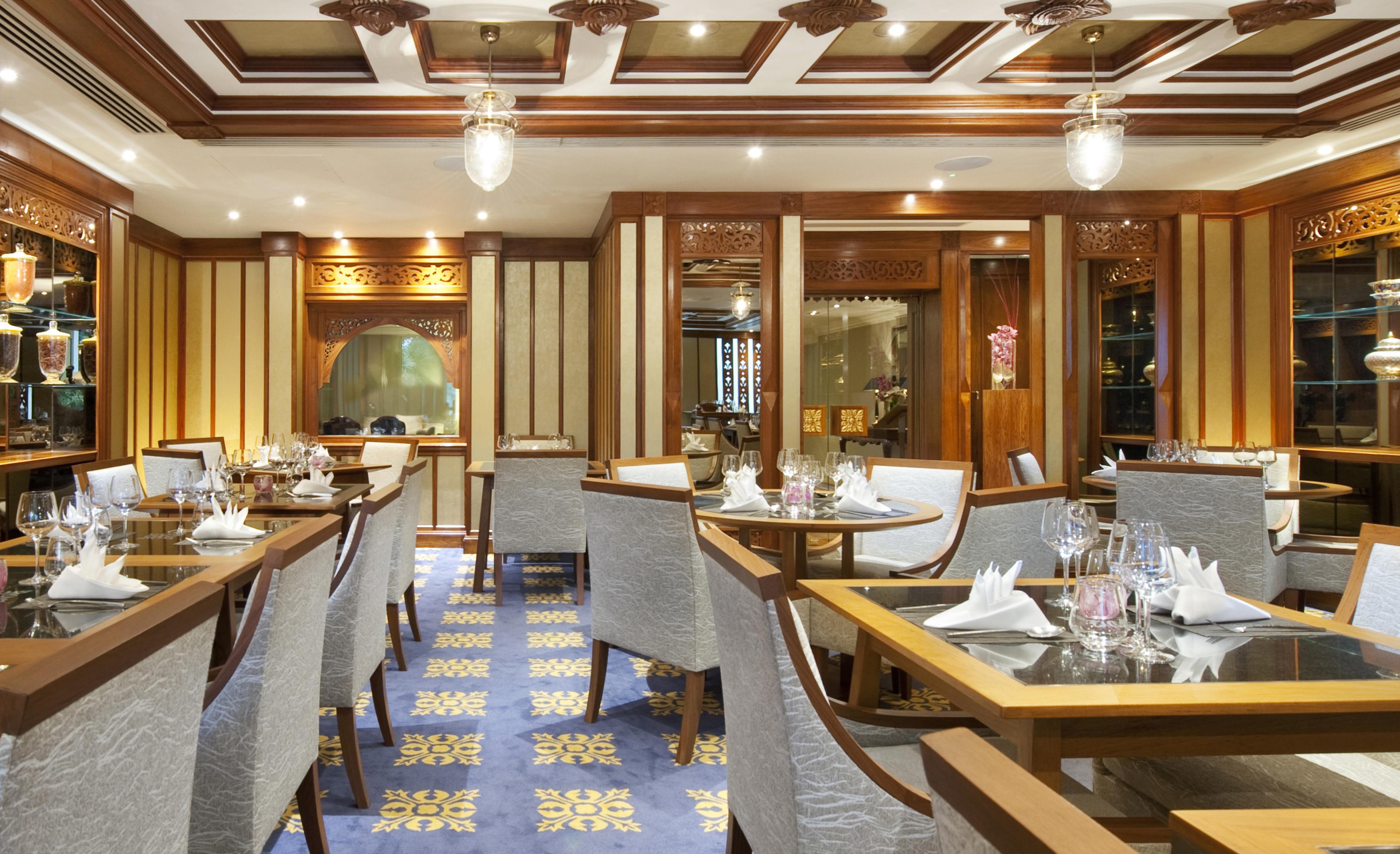 interior design for hotels and restaurants london
